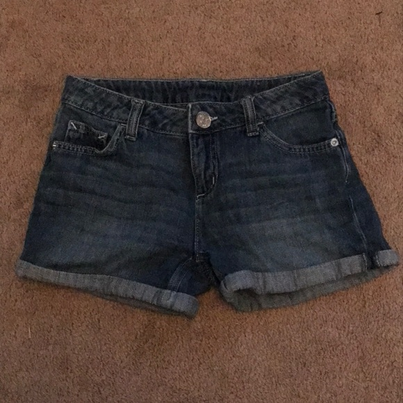 Justice Other - Justice Blue Jean Shorts